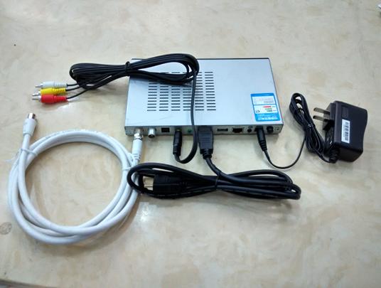 高清機頂盒如何連接電視