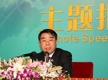 国家广电总局副局长田进先生在CCBN2011主题报告会上讲话